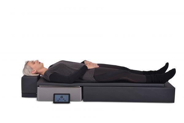 Matten Set 3-teilig Rücken- Schultermassage, Armstreckung für SiWAVE MULTI PLUS oh. Gangway