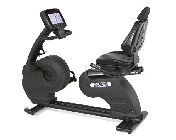Liege Ergometer Bike Run - 7412 PC mit Sitz und Rückenlehne - Profigerät