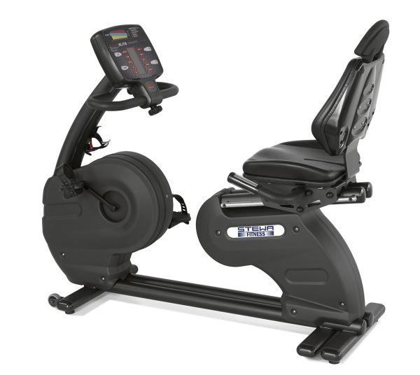 Liege Ergometer Bike EM - 7412 Magnetic mit Sitz und Rückenlehne - Profigerät