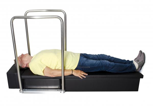 Mattenset 3-teilig Rücken- Schultermassage, Armstreckung für SiWAVE MULTI BASIC mit Gangway -